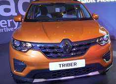 Autocar Show First Look: Renault Triber compact 7-seater
