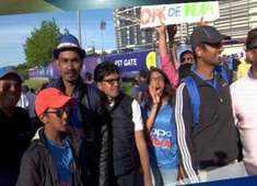 World Cup 2019: Indian fans cheer as 'men in blue' defend below par total against Afghanistan