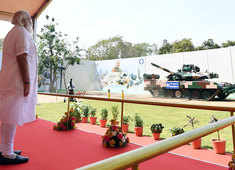 118 Arjun Main Battle Tanks, MK-1A, with 71 upgrades will be made for Rs 8,500 crore
