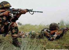 Fierce gunbattle breaks out between terrorists and security forces in Uri, 1 terrorist killed