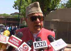 Will support 'One Nation, One Election' if it will not affect federal structure: Farooq Abdullah