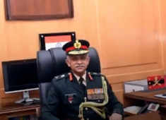 Lt Gen CP Mohanty takes over as vice chief of Army Staff