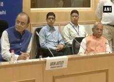 Watch: Arun Jaitley holds annual review meeting with CEOs of PSBs