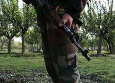 J-K: 1 terrorist neutralised in Baramulla encounter