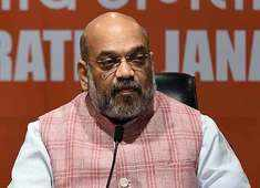 Amit Shah slams opposition over EVMs row, says they are rattled by likely defeat