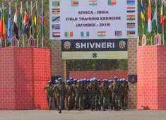 Watch: Indian Army holds military exercise AFINDEX with 16 African nations in Pune