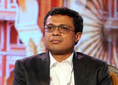 Meet Sachin Bansal, the serial investor