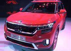 Autocar Show First Look: Kia Seltos India