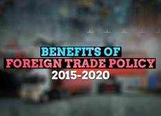 Making the most of the Foreign Trade Policy for your business