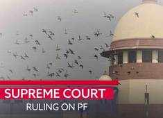 SC judgement on PF: Here's how it will impact you