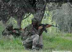 J-K: Militants open fire on search party in Tral