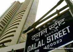 Sensex slips 250 points, Nifty drops below 11,000 on weak global cues