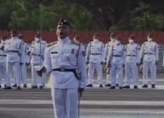 Watch: 140th National Defence Academy passing out parade