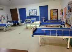 How small businesses in Faridabad set up a hospital to battle Covid