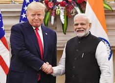 Trump's India visit: A look at evolving US India defence ties