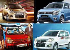 Maruti Suzuki WagonR turns 20