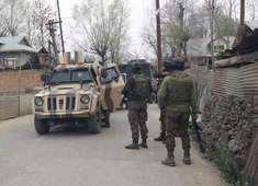 J-K: 2 terrorists killed in Budgam encounter, operation underway