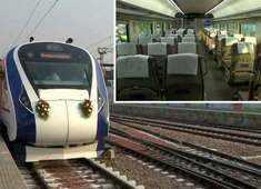 Watch: HM Amit Shah flags off Delhi-Katra Vande Bharat Express