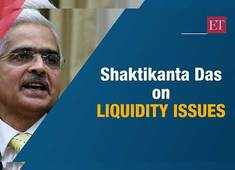Watch: RBI guv on liquidity crunch, support for MSME sector