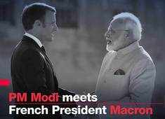Indo-French relationship based on liberty equality fraternity: PM Modi in France