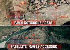 Satellite images show Pakistan's terror push in Kashmir ahead of polls