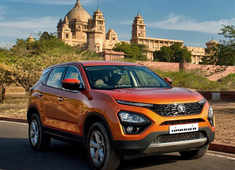 All you need to know about Tata Harrier