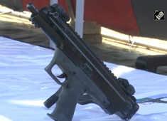 DRDO, Army develop India's first indigenous Machine Pistol ASMI