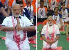 International Yoga Day: Over 35,000 people to participate in Yoga event with PM, says Raghubar Das