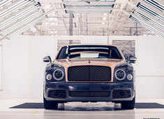 An end of an era: Bentley's Mulsanne bows out after 11 years