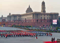 Beating Retreat: Republic Day's journey comes to a musical end