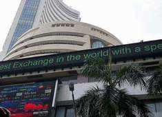 Sensex climbs 200 points, Nifty nears 11,100 amid firm global cues