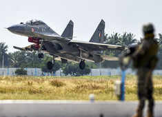 South gets first Sukhoi squad to keep eye on Indian Ocean Region