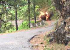Watch: Indian Army neutralises IED in Poonch's Krishna Ghati sector