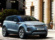 New Range Rover Evoque launched in India