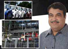 Auto sales being impacted due to NBFC issue: Nitin Gadkari