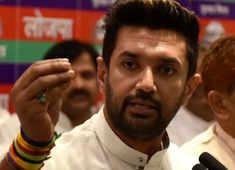 Bihar: Major split in Lok Janshakti Party as LJP MPs join hands against Chirag Paswan; Pashupati Paras leading rebels
