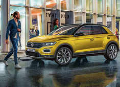 Volkswagen T-Roc launched. Check price and safety features