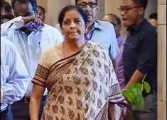 Gross NPAs down to Rs 7.90 lakh crore from Rs 8.65 lakh crore: FM Sitharaman