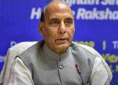 'Don't worry, our force is fully prepared': Rajnath on 'reactivation of terror camp in Balakot'