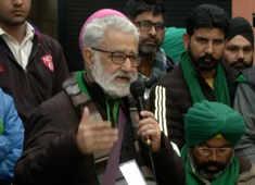 Centre using NIA to target farmers' protest: Krantikari Kisan Union president Darshan Pal