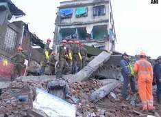 4-storey building collapses in Maharashtra's Bhiwandi, several feared trapped