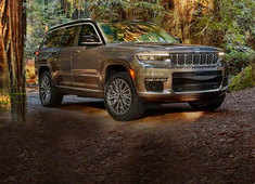 New 2021 Jeep Grand Cherokee L gets three-row seating and updated look