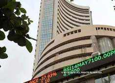 Sensex gains 900 points as exit polls project NDA win; Nifty nears 11,700