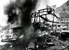 Six terror attacks that shook India