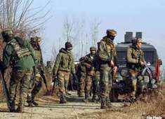 Two terrorists killed by security forces in Shopian encounter