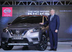 Nissan launches compact SUV Kicks at Rs 9.55 lakh