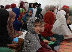 Afghan war takes toll on school children