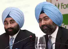 Feuding Singh brothers accuse each other of assault