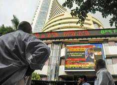 Sensex slips 150 points, Nifty drops below 11,300; Airtel surges 6%