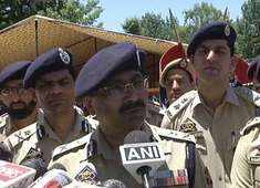 J-K: There are around 275 terrorists out of which around 75 are foreign terrorists, says DGP Dilbagh Singh